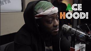 ACE HOOD: Uber, Split With DJ Khaled, Trust The Process