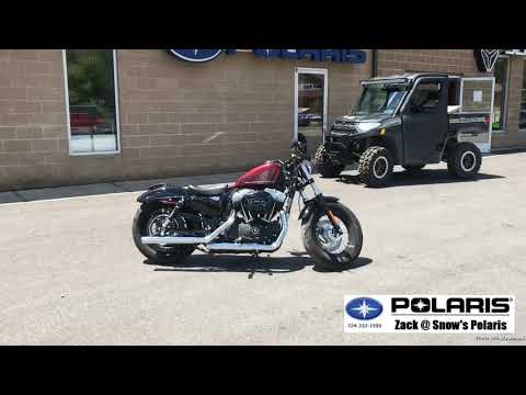 2015 Harley-Davidson Forty-Eight® in Chicora, Pennsylvania - Video 1