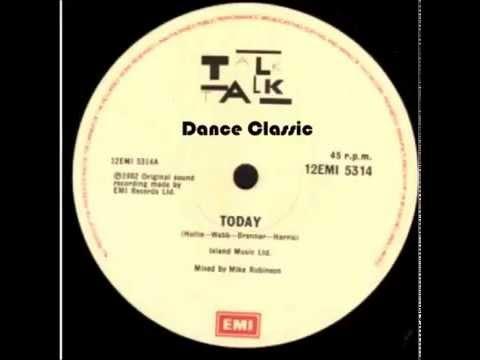 Talk Talk - Today (Extended Mix)