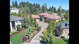 Gorgeous Mediterranean Home With Mt. Hood Views In Happy Valley ~ Video Of 10260 SE Hillside Ct.