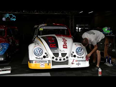 25 Hours VW Fun Cup 2018 - La famille Martin