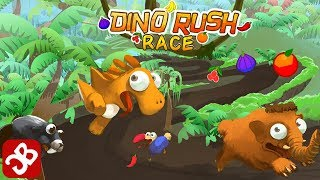 Dino Rush Race (By Nemoid Studio) - iOS/Android - Gameplay Video