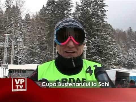 Cupa Buştenarului la Schi