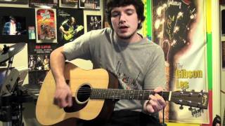 These Days (Foo Fighters) Acoustic/Vocal Cover