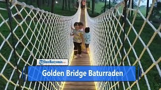 Golden Bridge Limpakuwus Baturraden, Spot Instagramable View Purwokerto
