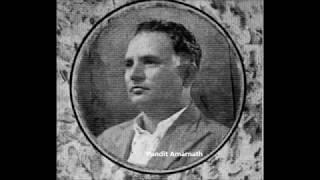 PANCHHI (1944) - Jaahiye gairon ke dil kaa aasraa ho