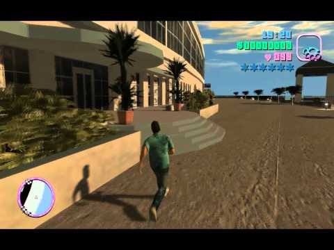 Gameplay de Grand Theft Auto: Vice City