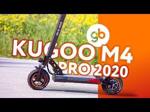 Электросамокат Kugoo M4 Pro 18Ah 2021