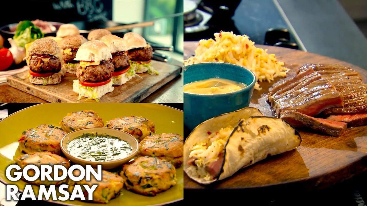 Fast Food Done Right With Gordon Ramsay Part Two