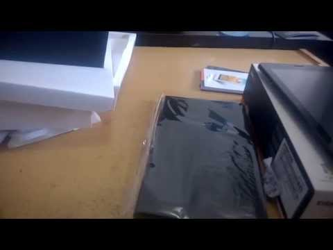 Unboxing Tablet Android Ever Cross AT1C 7inch