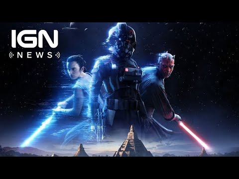 Battlefront II Update Introduces New Ship, Brings Blast Mode to Crait - IGN News