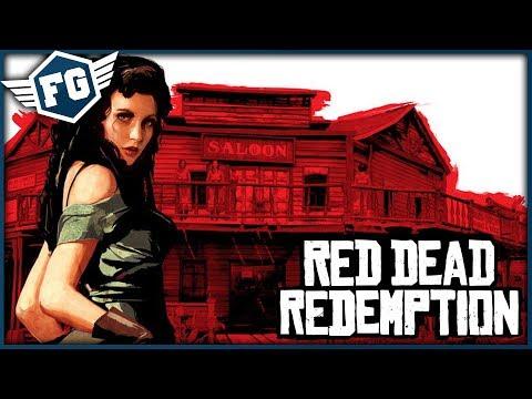 Red Dead Redemption - Westernové GTA