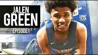 "Jalen Green: Episode 1 ""UNICORN"" - Class of 2020 #1 Ranked Player"