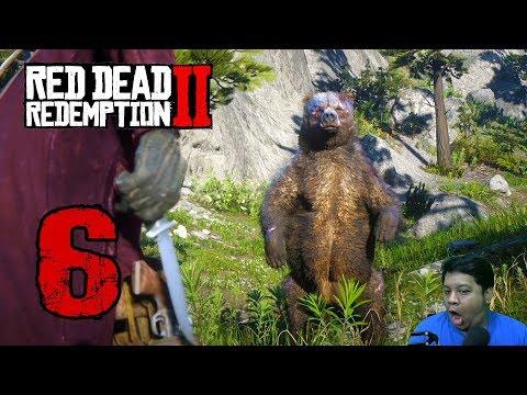 Di PUK-PUK Sama BERUANG (6) Red Dead Redemption 2