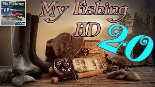 My fishing игра на Android #20 Фастовый кач под финальным бустом