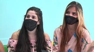 Quatro jovens estudantes do curso técnico em administração do Senac em Patos de Minas, desenvolveram uma iniciativa tecnológica que possibilita o acompanhamento psicológico de forma remota.
