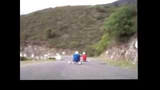 preview picture of video 'PRACTICAS EN EL PORTEZUELO!!!! DRIFTRIKERS DE CATAMARCA'