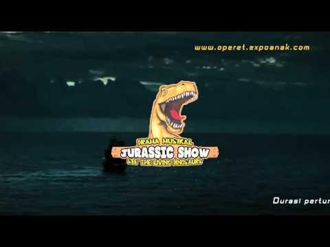 5th Kidscastle Jurassic Show