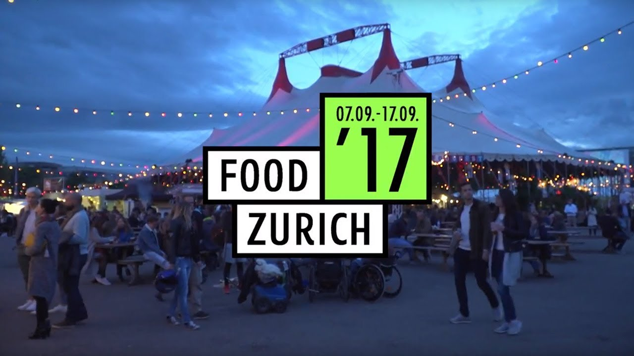Das FOOBY Highlight-Video zur FOOD ZURICH 2017.