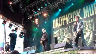 Dropkick Murphys - Which Side Are You On (live)