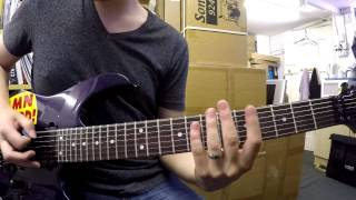 Eidola - Omega: Third Temple - Cover By Mike Smith