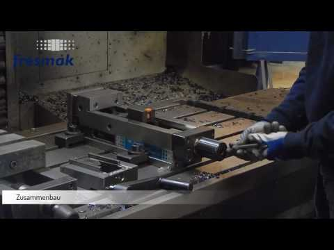 Wie wird ein Maschinenschraubstock ARNOLD MAT gereinigt