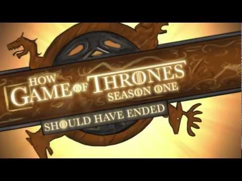 1. řada Hry o trůny