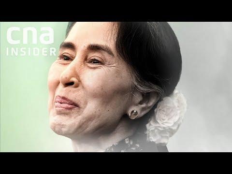 Is Aung San Suu Kyi A Fading Icon?