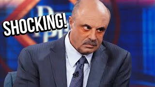 When Dr Phil LOSES IT With His Guests