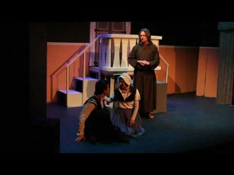 Romeo and Juliet - Act 3 Scene 3 - Friar Laurence's cell.