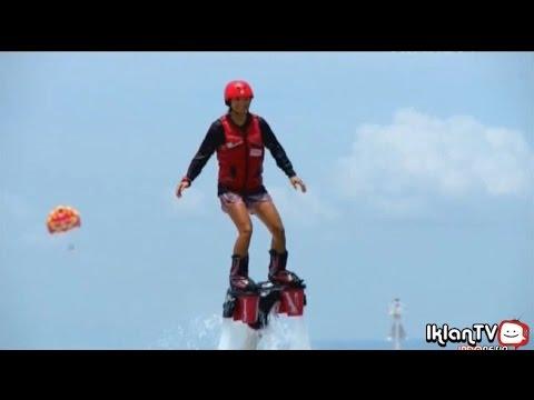 Video Denny Sumargo FlyBoard at Tanjung Benoa Bali