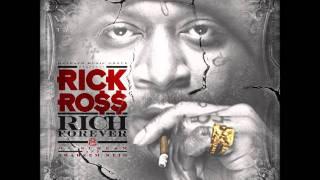 Rick Ross - Stay Schemin ft. Drake, French Montana (RICH FOREVER MIXTAPE)