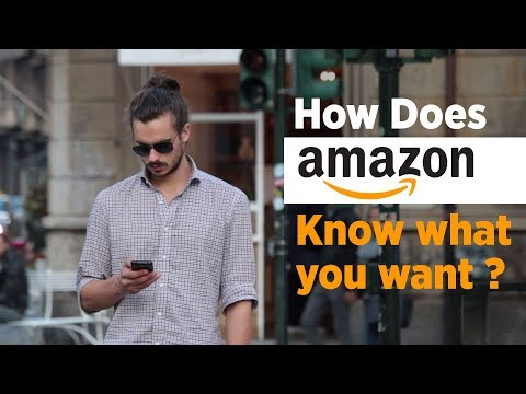 How Does Amazon Work | How Does Amazon Know What You Want to Buy? | Acadgild