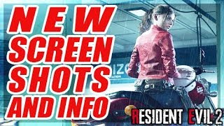 Resident Evil 2 Remake - Collectors Edition - New Screenshots & More Revealed