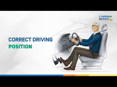 Correct Driving Position - Get Over With Your Spinal Problems