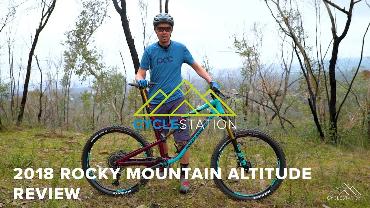 Rocky Mountain Altitude 2018 Review, BEST MTB REVIEW EVER!!