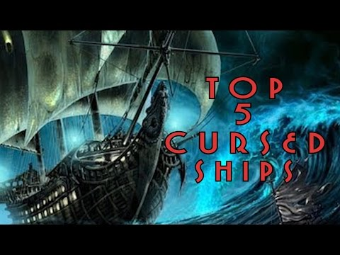 Top 5 Mysterious Cursed And Ghost Ships