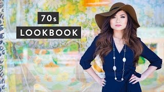 70s Lookbook | Retro Style | How to Dress Bohemian | Vintage Clothes | Miss Louie