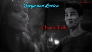 Andrew Lees, Freya and Lucien || Cheap Thrills {TO}