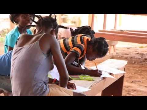 La vita a Mare Rouge, Haiti