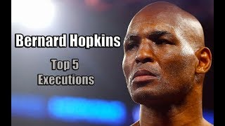 Bernard Hopkins - Best Knockouts (Top 5 Executions)