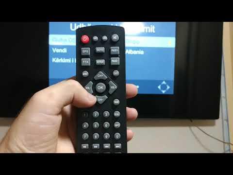 Mini DVB T2 Full Install Tutorial