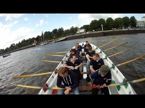 Team Horizont gegen PullOver, Finallauf um den Cup des Vegesacker Jungen 2012