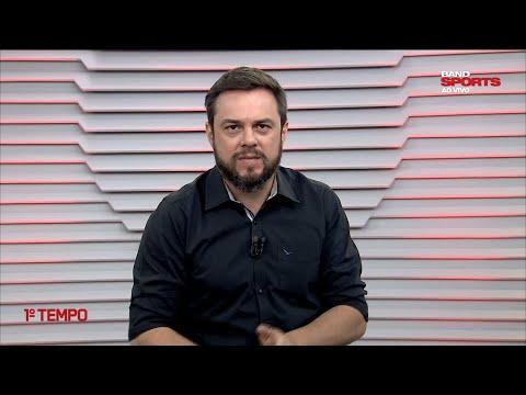 NAPOLEÃO ANALISA VITÓRIA DO BRAGANTINO SOBRE O ATLÉTICO-GO   PRIMEIRO TEMPO