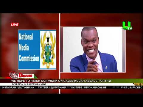 We hope to finish our work on Caleb Kudah assault; Citi FM invasion in 2-weeks – NMC