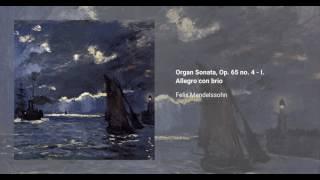 6 Organ Sonatas, Op. 65