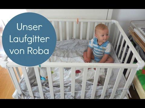 Unser Roba Laufgitter Adam & Eule 75 x 100 cm I MamaBirdie