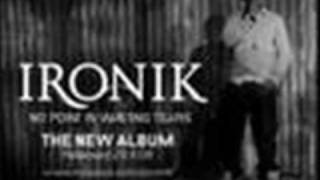 ironik remix i wanna be your man .