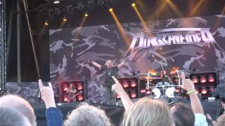 Dirkschneider - Princess of the Dawn - Live at Sweden Rock 2016