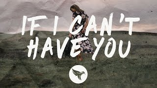 Shawn Mendes   If I Can't Have You (Lyrics) Gryffin Remix